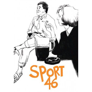 Sport 46 - New Zealand New Writing 2018