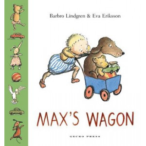 Max's Wagon (Board Book)