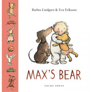 Max's Bear (Board Book)