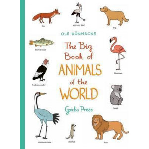 Big Book of Amimals of the World