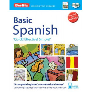 Berlitz Language: Basic Spanish