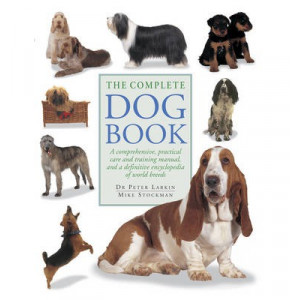 Complete Dog Book