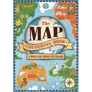 Map Colouring Book, The