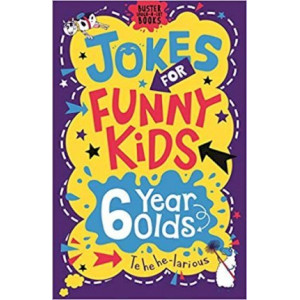 Jokes for Funny Kids: 6 Year Olds