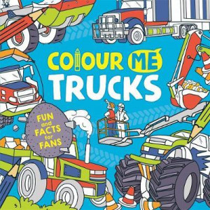 Colour Me: Trucks