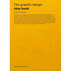 Graphic Design Idea Book: Inspiration from 50 Masters