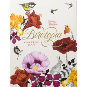 Birdtopia: Colouring Book