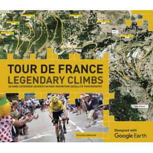 Tour de France Legendary Climbs on Google Earth