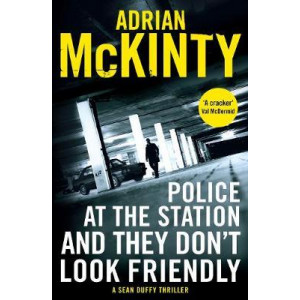 Police at the Station and They Don't Look Friendly - Sean Duffy 6