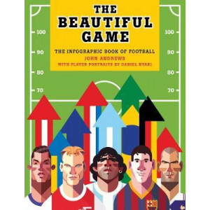 Beautiful Game: The infographic book of football