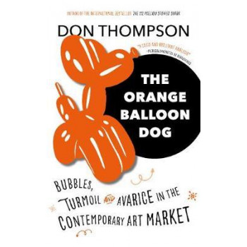 Orange Balloon Dog: Bubbles, Turmoil and Avarice in the Contemporary Art Market