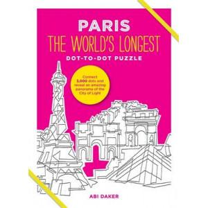 Paris the World's Longest Dot-to-Dot Puzzle