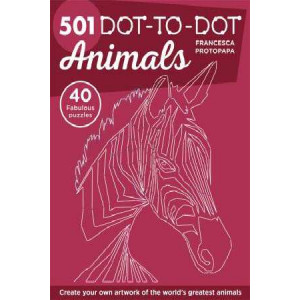 501 Dot-to-Dot Animals