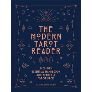 Modern Tarot Reader: Harness tarot energy for personal development and healing, The