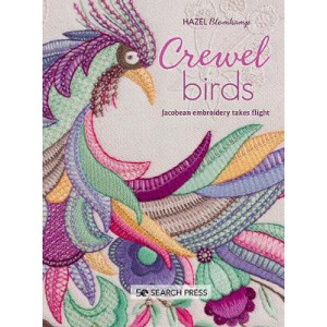 Crewel Birds: Jacobean Embroidery Takes Flight