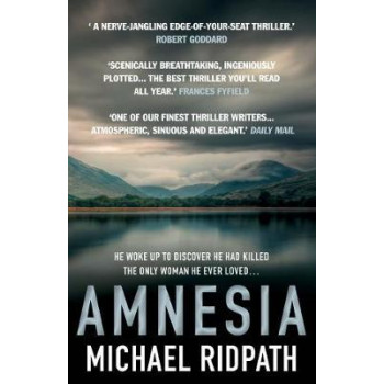 Amnesia: An 'ingenious' and 'twisting novel', perfect for fans of Peter Lovesey and William Ryan