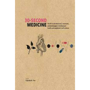 30-Second Medicine: The 50 Crucial Milestones, Treatments and Technologies in the History of Health