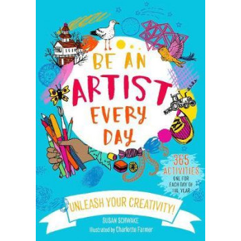 Be An Artist Every Day