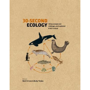 30-Second Ecology: 50 key concepts and challenges, each explained in half a minute