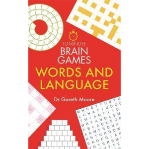10-Minute Brain Games: Words and Language