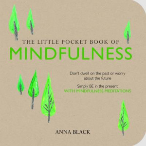 Little Pocket Book of Mindfulness: Don't Dwell on the Past or Worry About the Future, Simply be in the Present with Mindfulness Meditations