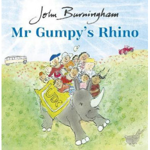 Mr Gumpy's Rhino