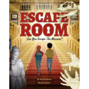 Escape Room - Can You Escape the Museum?: Can you solve the puzzles and break out?
