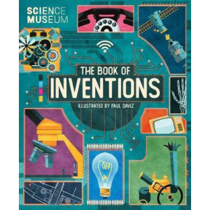 Book of Inventions: Discover brilliant ideas from fascinating people, The
