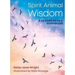 Spirit Animal Wisdom Cards