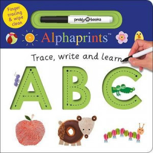 Alphaprints Trace, Write & Learn ABC