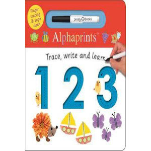 Alphaprints Trace Write & Learn