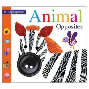 Alphaprints Animal Opposites