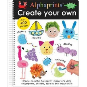 Create Your Own Alphaprints