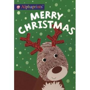 Alphaprints Merry Christmas