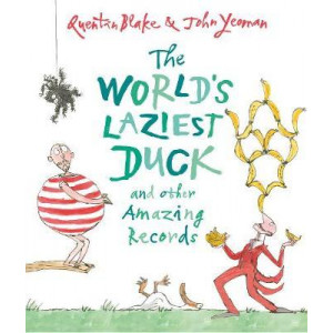 World's Laziest Duck: and other Amazing Records