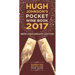 Hugh Johnson's Pocket Wine Book: 2017