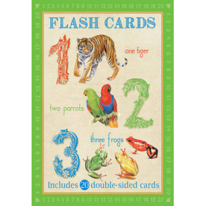 Animal Flashcards: 123