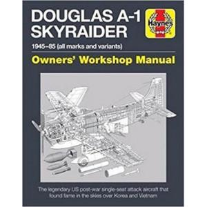 Douglas Ad-4Na Skyraider Manual