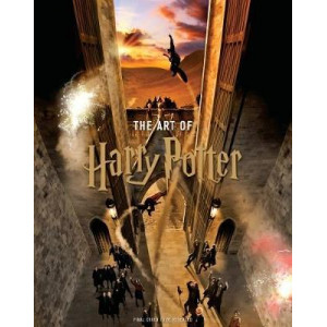 Art of Harry Potter: The definitive art collection of the magical film franchise