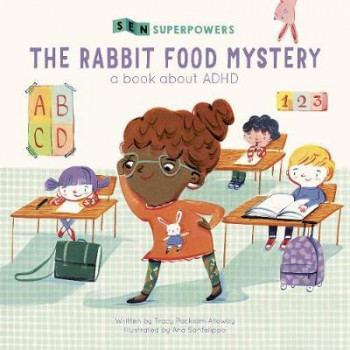 Classroom Mystery: A Book about ADHD, The