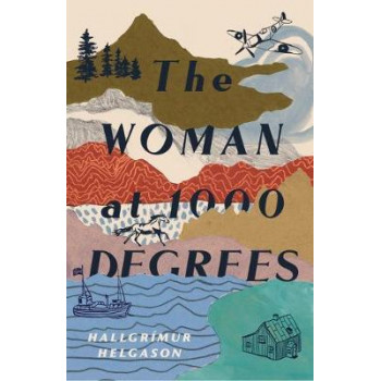 Woman at 1,000 Degrees, The (1000)