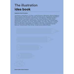 Illustration Idea Book: Inspiration from 50 Masters, The:Inspirat