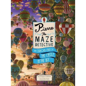 Pierre Maze Detective:  Curious Case of the Castle in the Sky