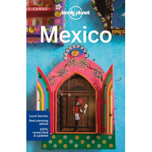 Lonely Planet Mexico 2016