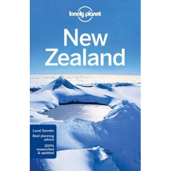 Lonely Planet New Zealand 2016