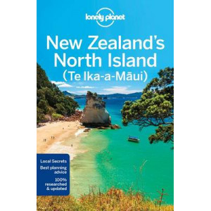 Lonely Planet New Zealand's North Island 2016