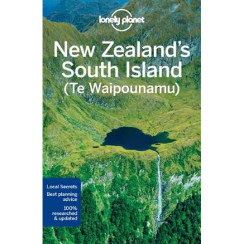 Lonely Planet New Zealand's South Island 2016