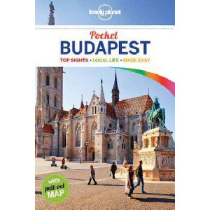 2017 Lonely Planet Pocket Budapest