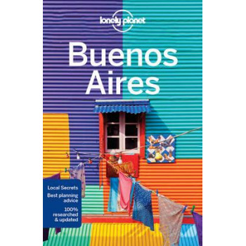 2017 Buenos Aires Lonely Planet