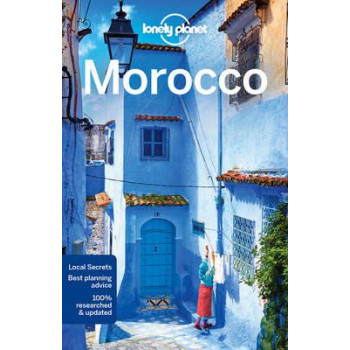 2017 Morocco Lonely Planet
